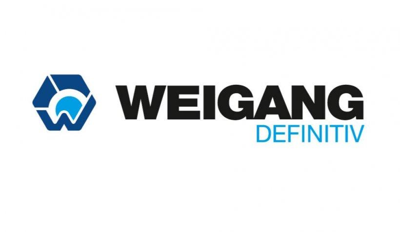 Logo Weigang Definitiv, Ebern.