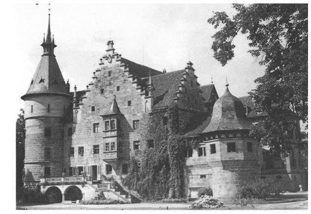 Historisches Firmengebäude von WEIGANG.