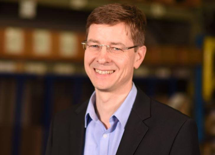 Georg Jahn, Geschäftsführer WEIGANG-Vertriebs-GmbH.