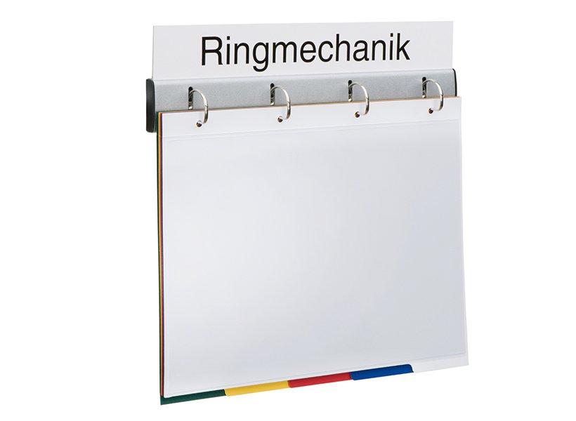 Bild einer WEIGANG Ringmechanik für LEAN Management.