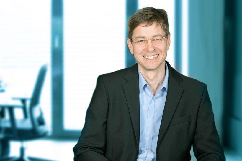 Bild vom Geschäftsführer Georg Jahn.