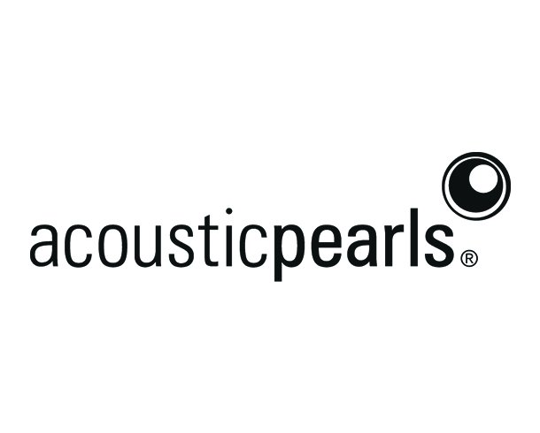 Logo of Acoustic Pearls.