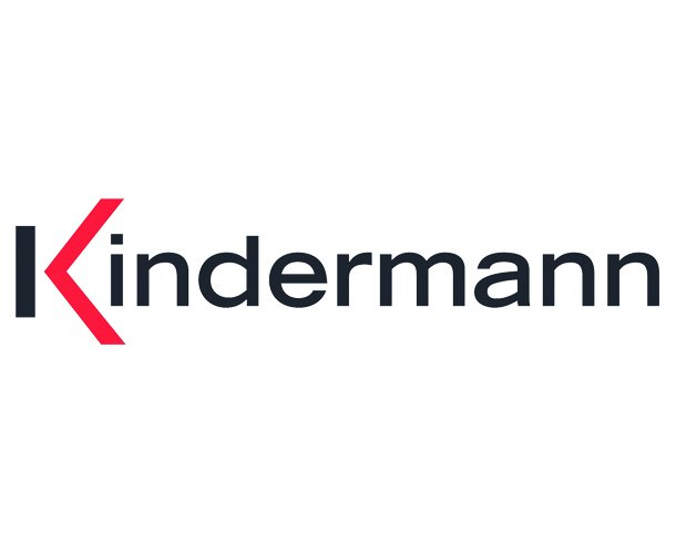 Logo Kindermann.