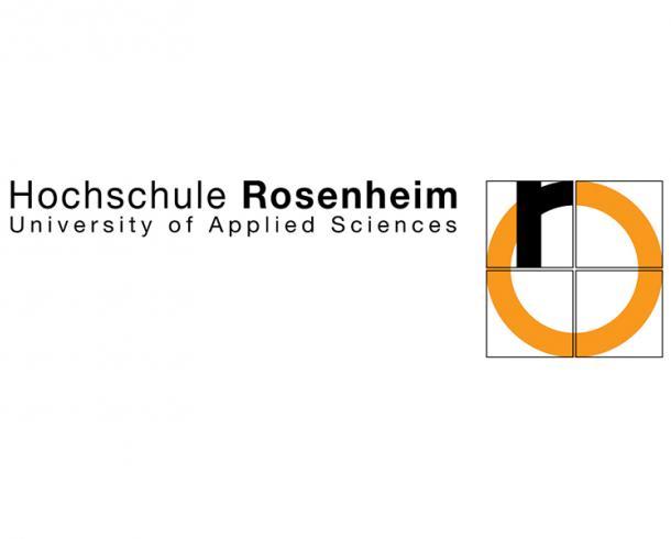 Logo of Applied Science Rosenheim Germany.