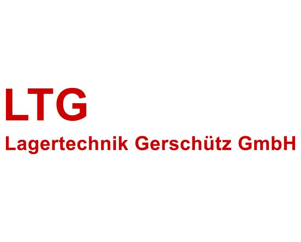 Logo LTG Lagertechnik Gerschütz, Nauen