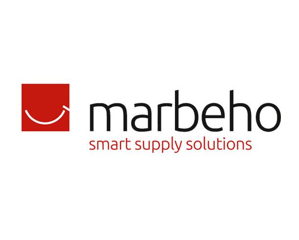 Logo of marbeho Karlsruhe Germany.
