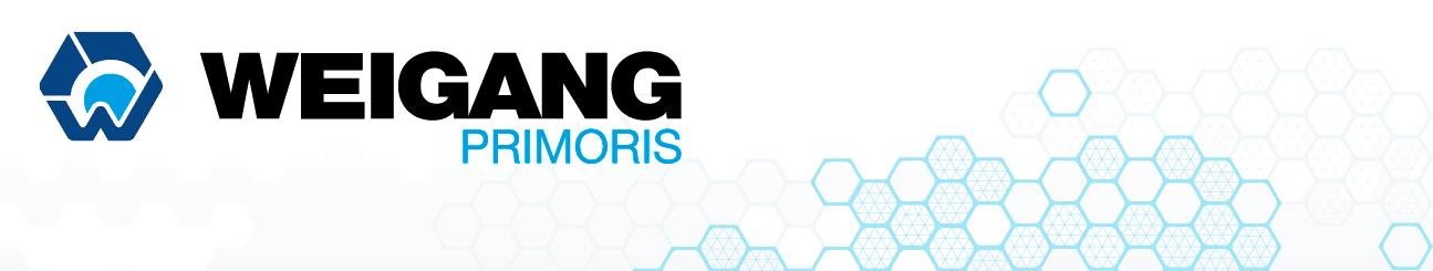 Logo von WEIGANG-Primoris