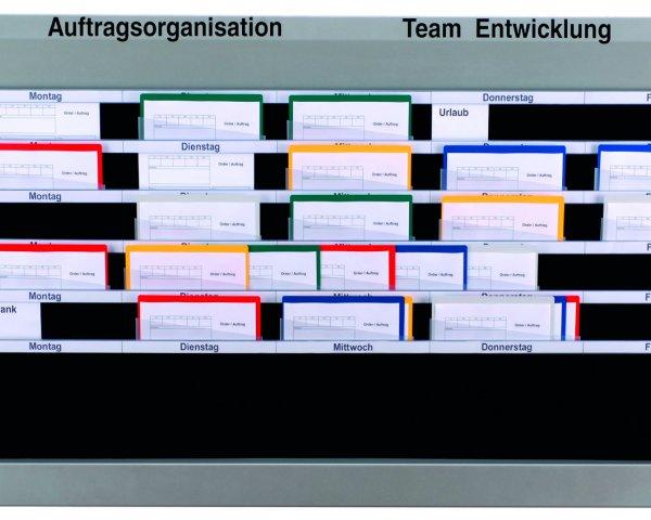Auftragsorganisation leicht gemacht mit dem OrgaBoard von WEIGANG.